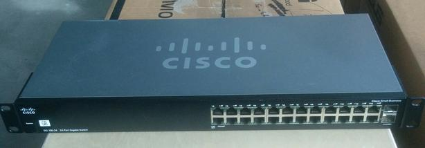 Cisco (SG100-24) 24-Ports Switch