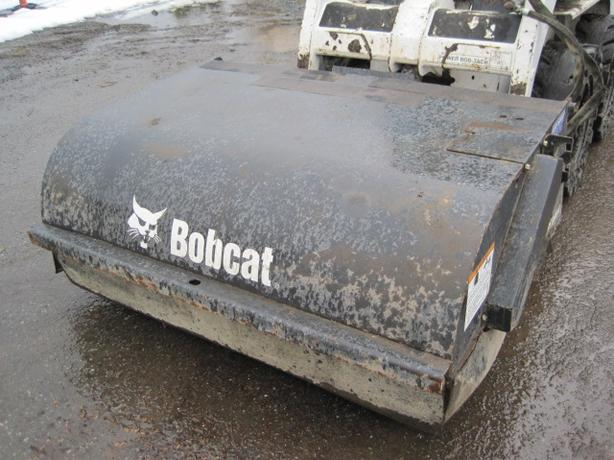 Bobcat Sweeper - 60 inch wide