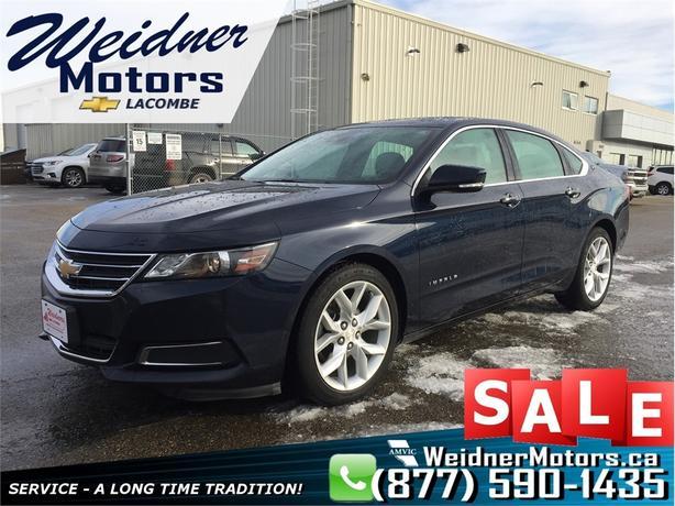 2015 Chevrolet Impala *GPS/NAV, Collision and Blind Zone Alert*