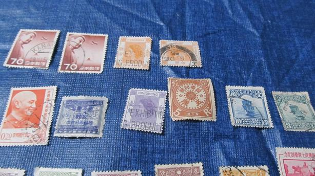 RARE CHINESE STAMPS