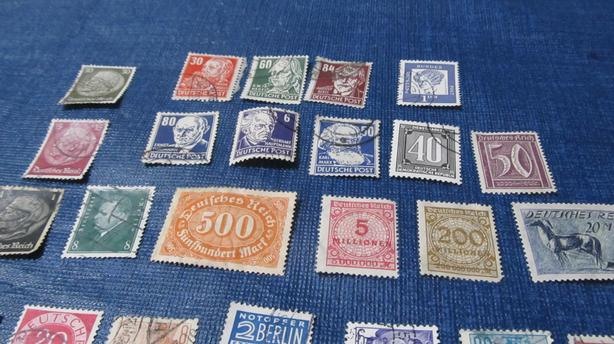RARE GERMAN STAMPS