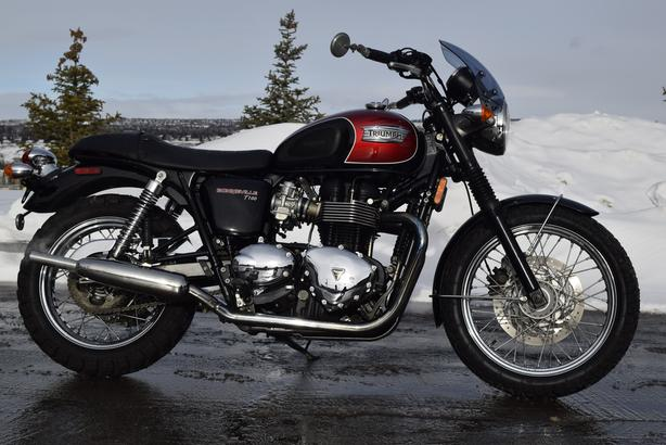 2014 Triumph Bonneville T100 865cc Httpsyoutubeqruf8iobbxe