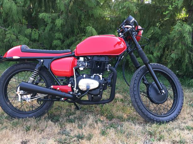  Log In needed $4,500 · honda cb400 cafe racer restored motorcycle custom