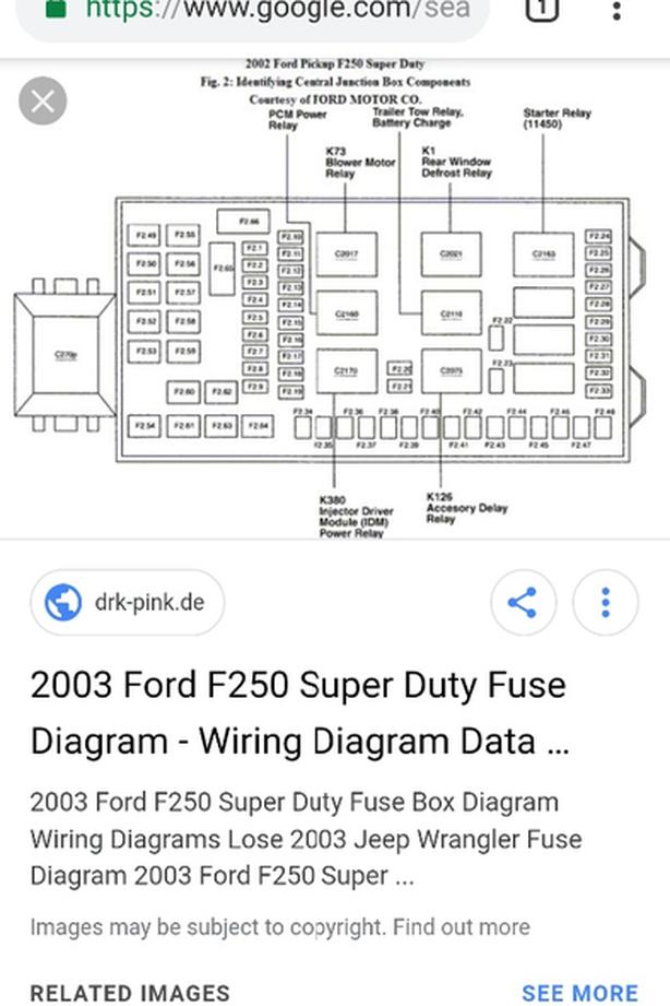 2003 ford f350 6 0 ficm wanted