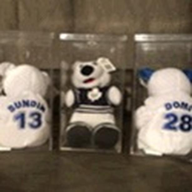 Toronto Maple Leaf; Salvino's Bammers (Beanie Babies)