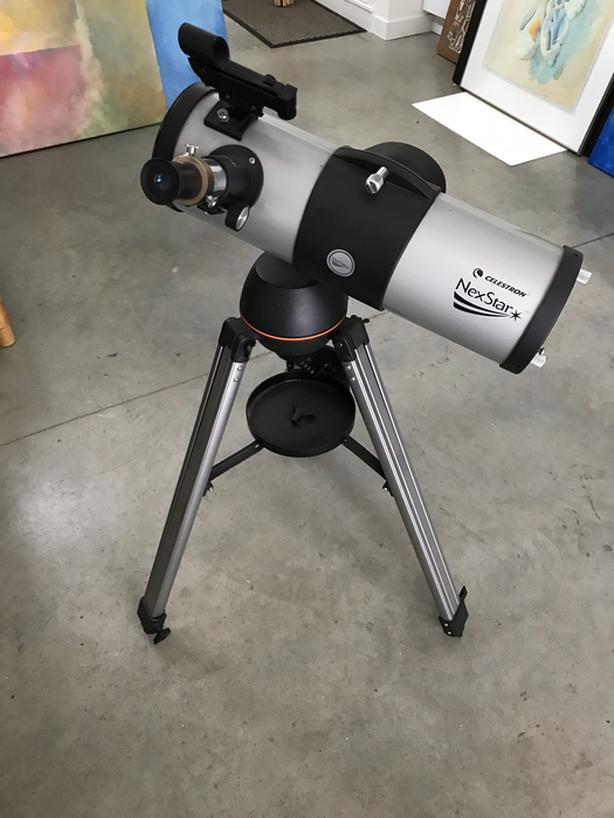 Nexstar telescope