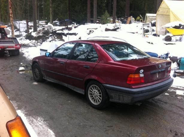 1996 BMW 325i
