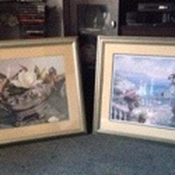Lots of Beautifully Framed Pieces of Art and Prints