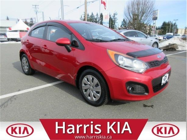 2012 Kia Rio 5-Door LX+  Heated Seats $0 Down Financing*