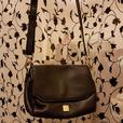 Ivanka T designer leather bag/purse