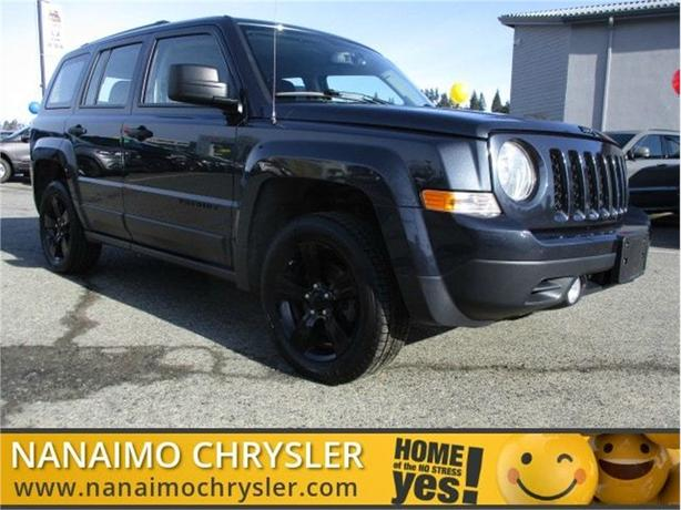 2015 Jeep Patriot Altitude 4x4 One Owner