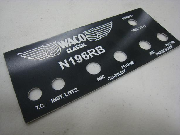 Lamacoid Tags & Signs