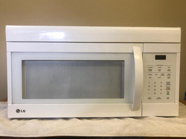 LG Microwave Oven/Fan/Vented