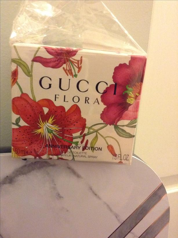 Brand New Gucci Flora Perfume 16fl Oz Central Saanich Victoria
