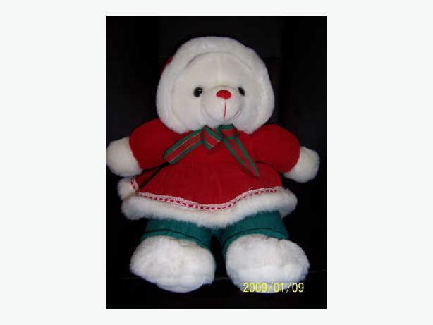 CASSELMAN - Ours de Noël