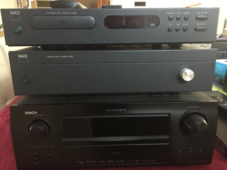 $100 · Denon AVR 2808Ci 7 1 Audio Video Receiver