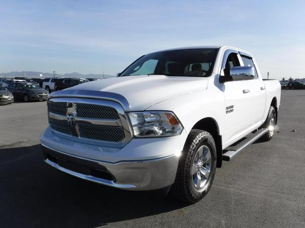 2016 Dodge RAM 1500 SLT Crew Cab Short Box 4WD
