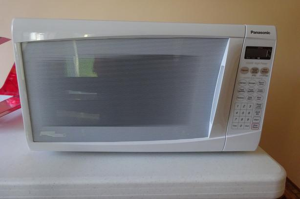Microwave: Panasonic Inverter 1200 Watts High Power