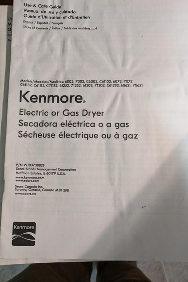 Kenmore Washer/Dryer set Ladysmith, Cowichan - MOBILE on