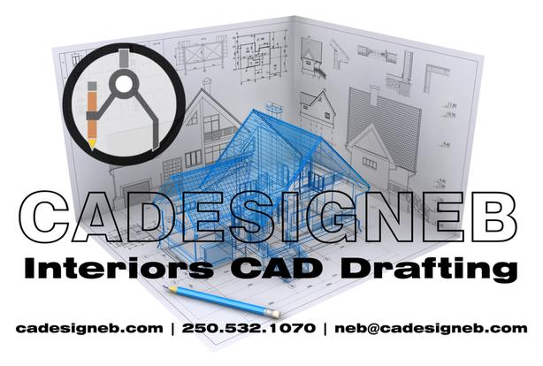 Interiors & Millwork CAD Drafting