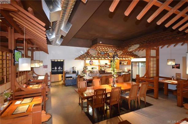 Amazing Japanese Restaurant for Sale-726 Johnson St