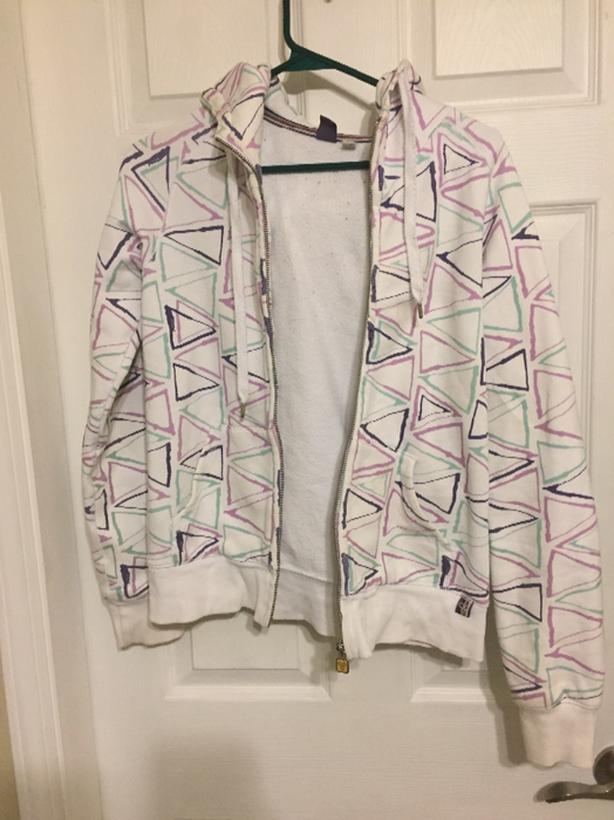 Assorted hoodies and zip ups