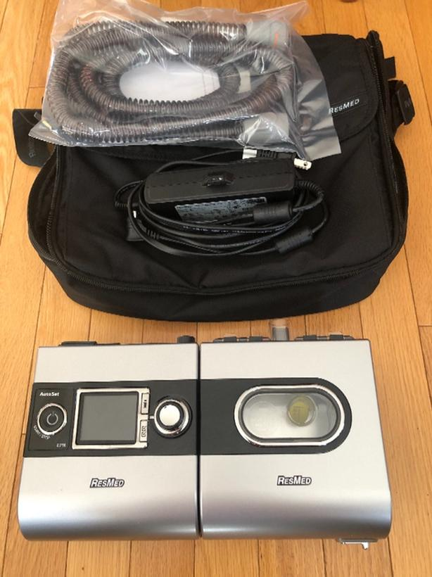 $400 · Resmed S9 Auto-Cpap with humidifier