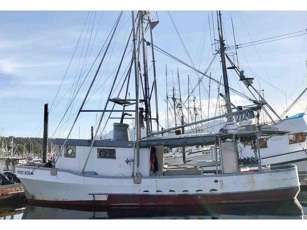 Salmon Cod Troller &