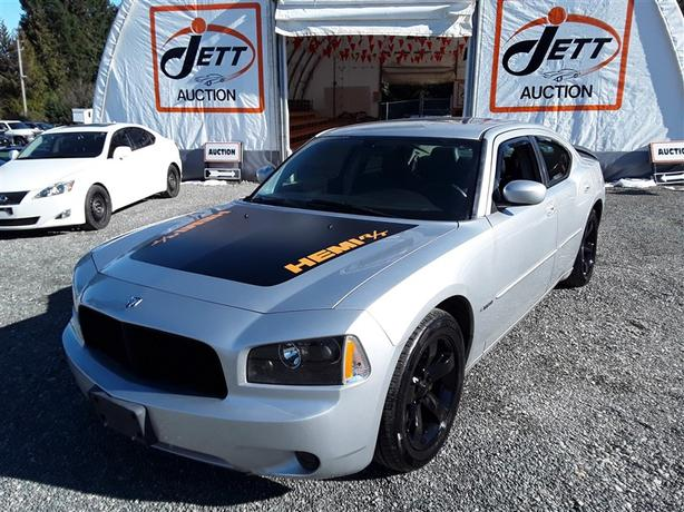 2006 Dodge Charger R T 5 7l V8 Hemi Engine With Heated Leather