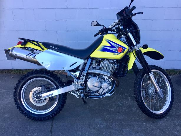 $4,600 · 2006 DR650 Dual-Sport, nicely equipped, fully serviced