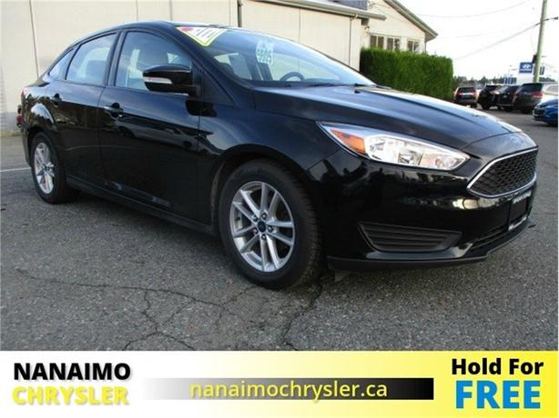 2016 Ford Focus SE One Owner Power Sunroof