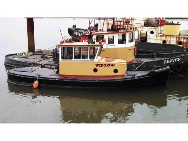 Tug Boat For Sale - Widgeon