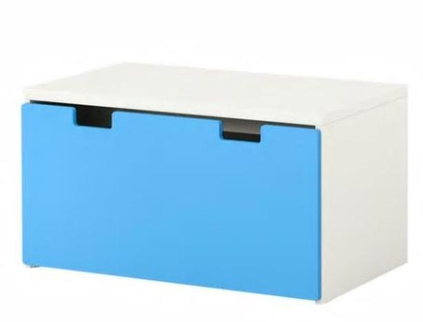 Miraculous Log In Needed 60 Ikea Stuva Storage Bench White Blue Gamerscity Chair Design For Home Gamerscityorg