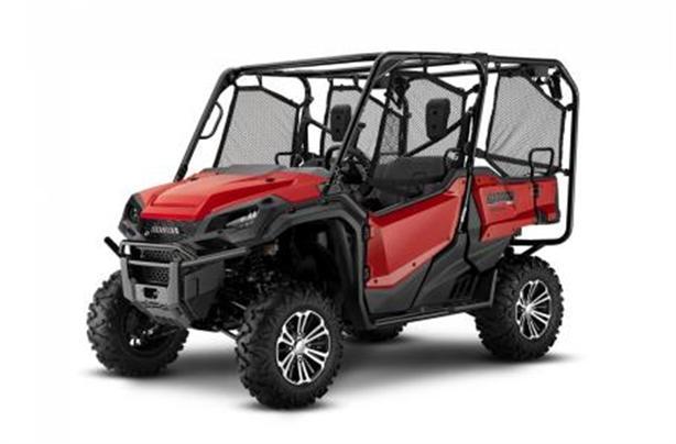 2018 Honda Pioneer 1000-5 EPS - SXS1000M5D