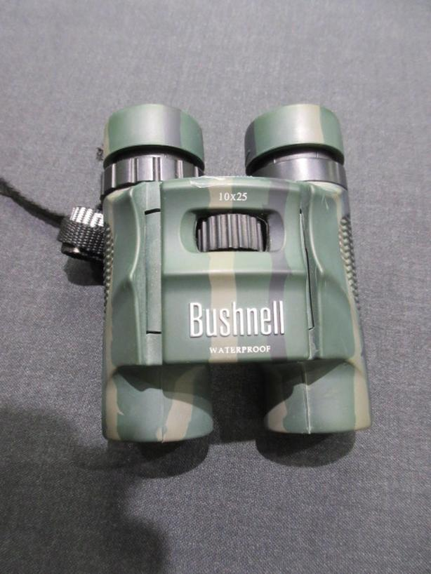 Bushnell 10x25 Waterproof Binoculars