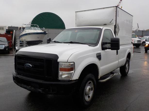 2008 Ford F-250 SD XL Long Box Cube 4WD