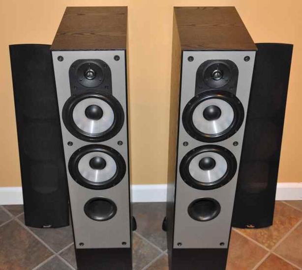  Log In needed $280 · PARADIGM REFERENCE MONITOR 7 V2 FLOORSTANDING  SPEAKERS