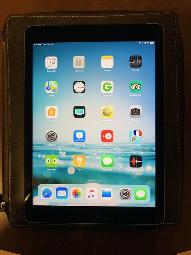 iPad Air 2 64 GB Wi-Fi + Cell