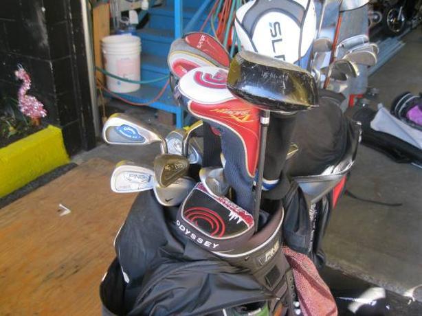 Golf club sets 3 in total. $125 each set. O.B.O.