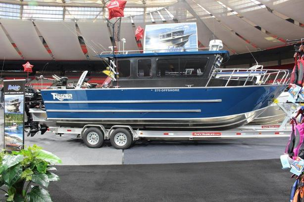 Boat Show Pricing On All In-Stock Boats at Sherwood Marine Centre