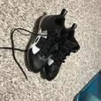 Size 4 Under Armour Football Cleats