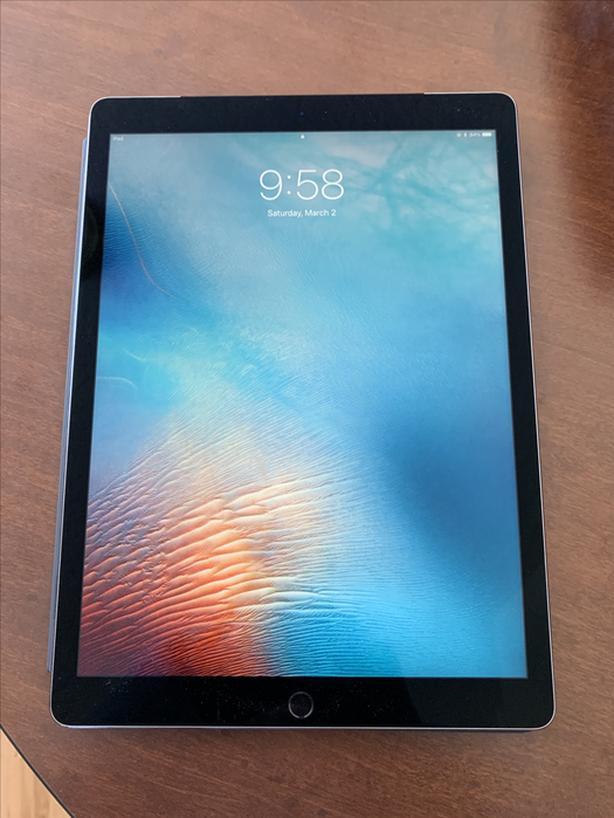 iPad Pro 128 GB 12.9 inch