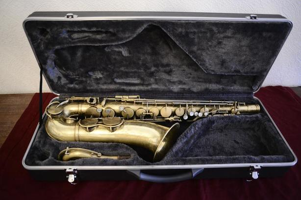1945 King Zephyr Tenor Sax
