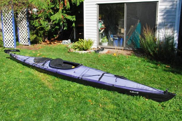  Log In needed $1,950 · Feathercraft K1 Expedition Foldable Sea Kayak