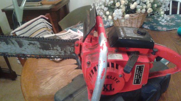 homelite chainsaw xl 12 North Saanich & Sidney , Victoria