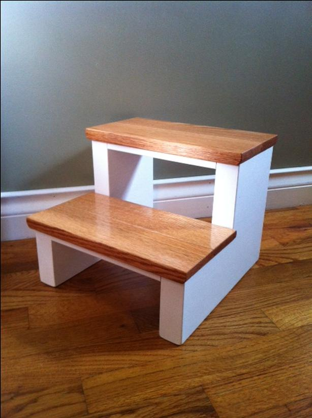 Stupendous Toddler39S Step Stool Child39S Step Stool Esquimalt Theyellowbook Wood Chair Design Ideas Theyellowbookinfo
