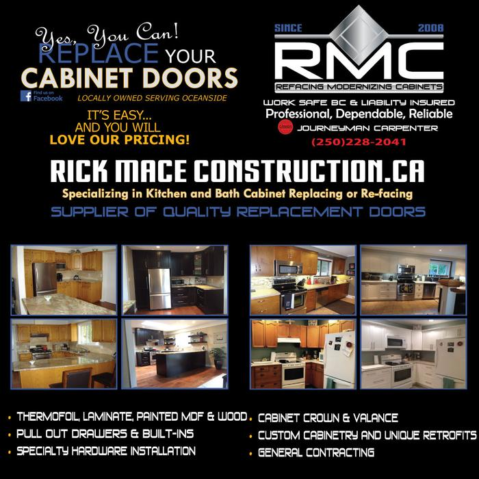 Kitchen Cabinets Chilliwack: Kitchen Cabinet Door Replacement. Call The Kitchen