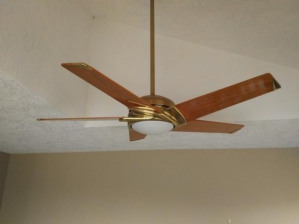 Ceiling Fan With Light North Nanaimo Nanaimo