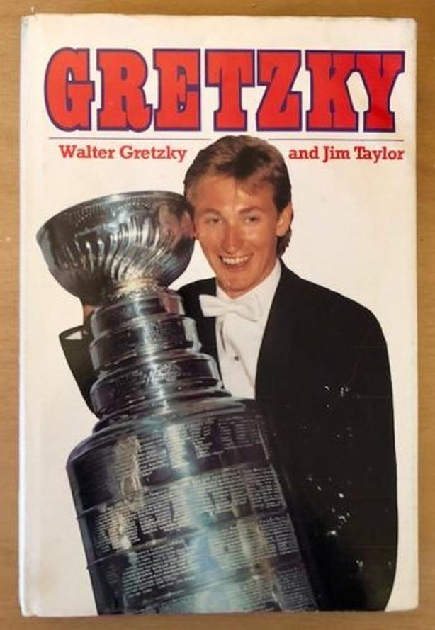 Gretzky: From Backyard Rink to the Stanley Cup Wayne Hockey Book 1984