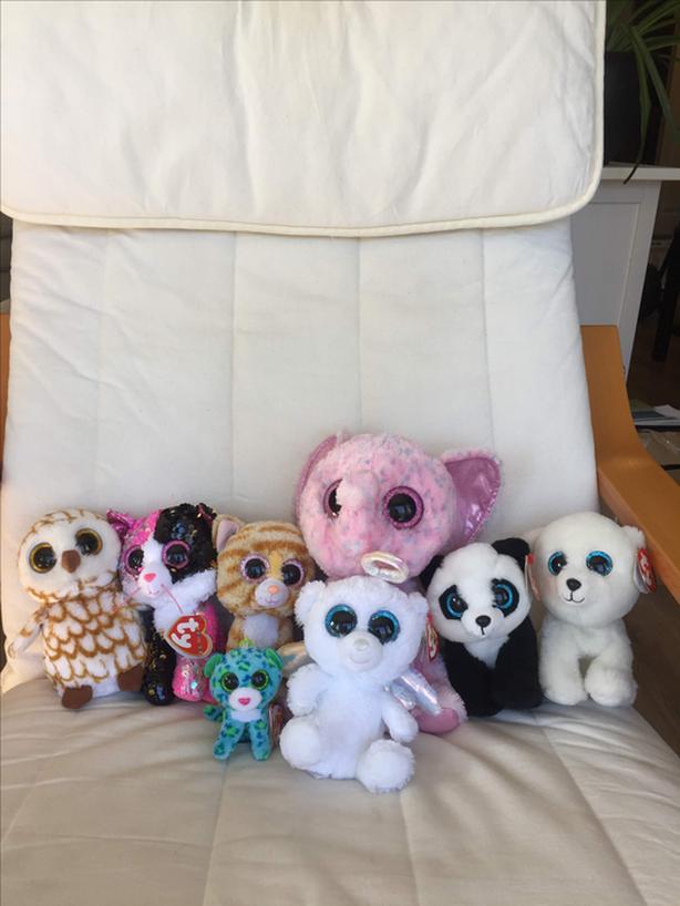 Genuine Ty Beanie Boo stuffies
